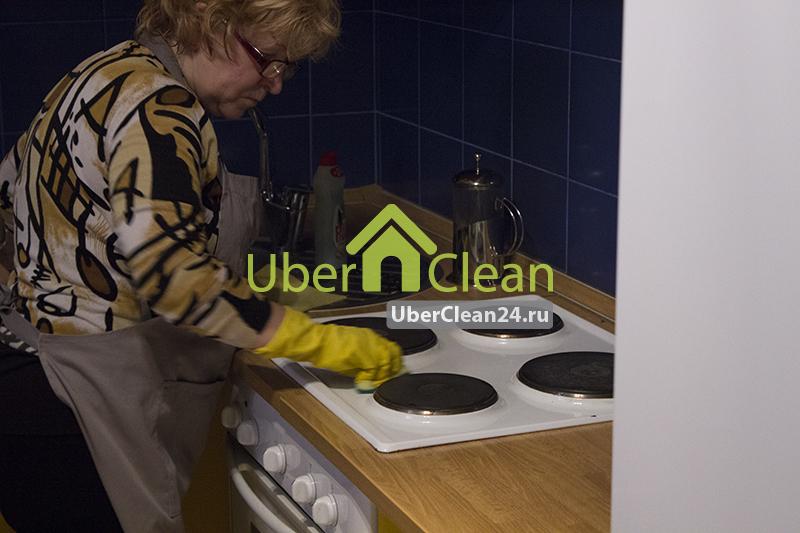 Стандартная уборка 41