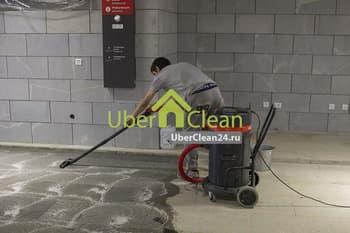 уборка офисных помещений москва