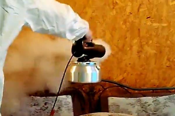 устранение запаха табака в квартире